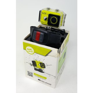 Midland H7 Action Cam Ultra HD, WLAN #7999